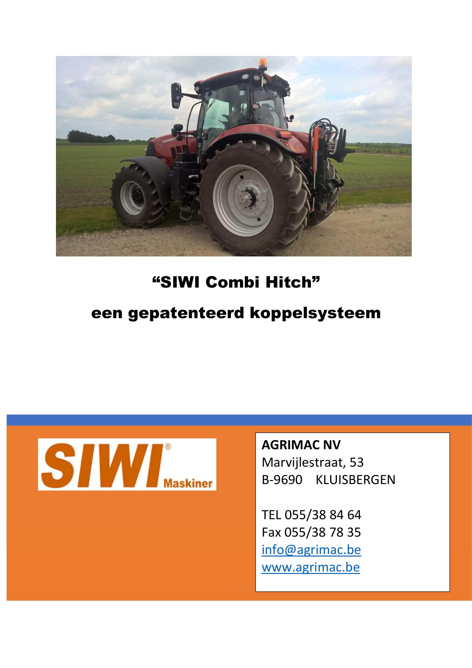 SIWI Combi Hitch NL