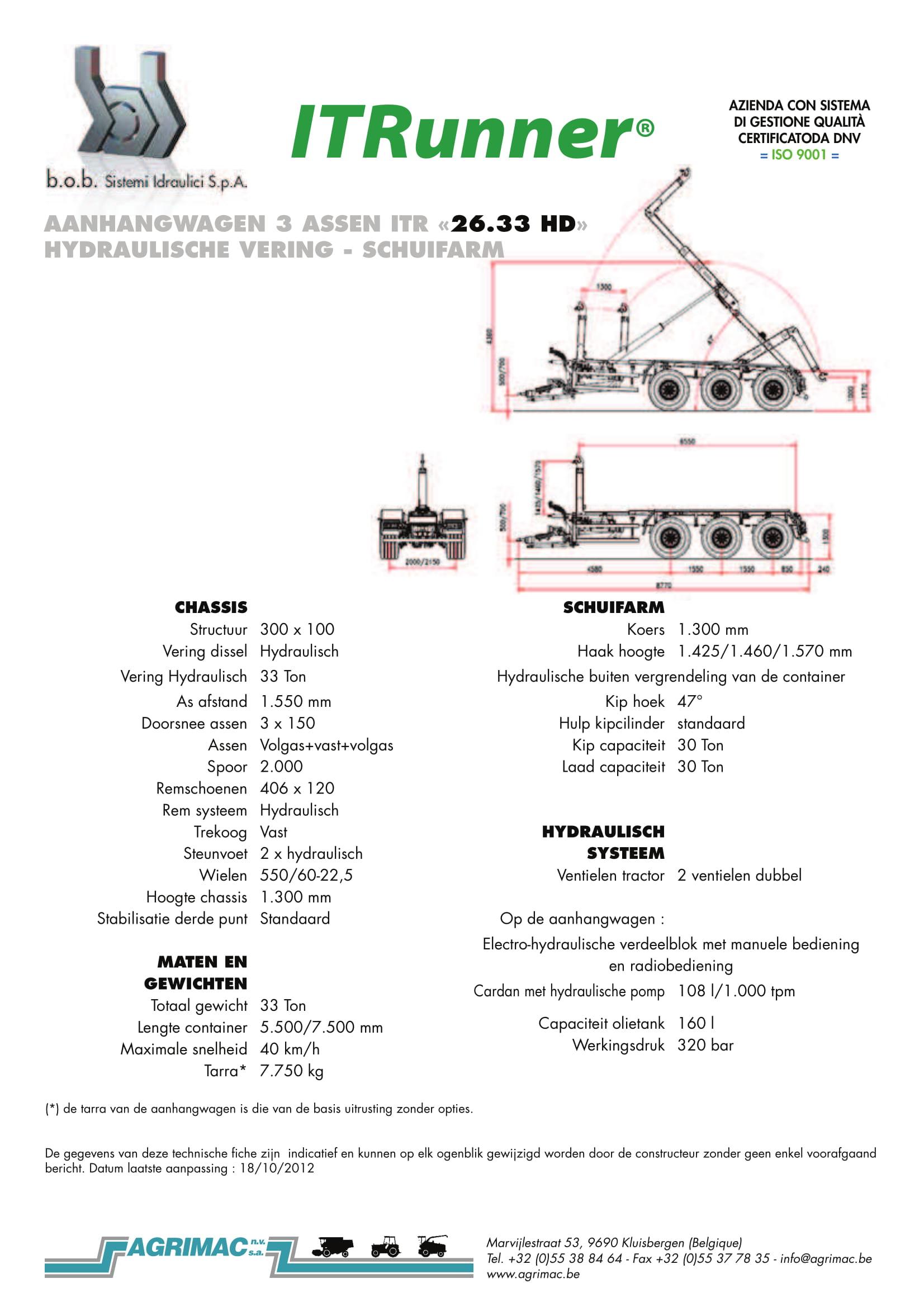 26.33 HD AGRIBEX 2016