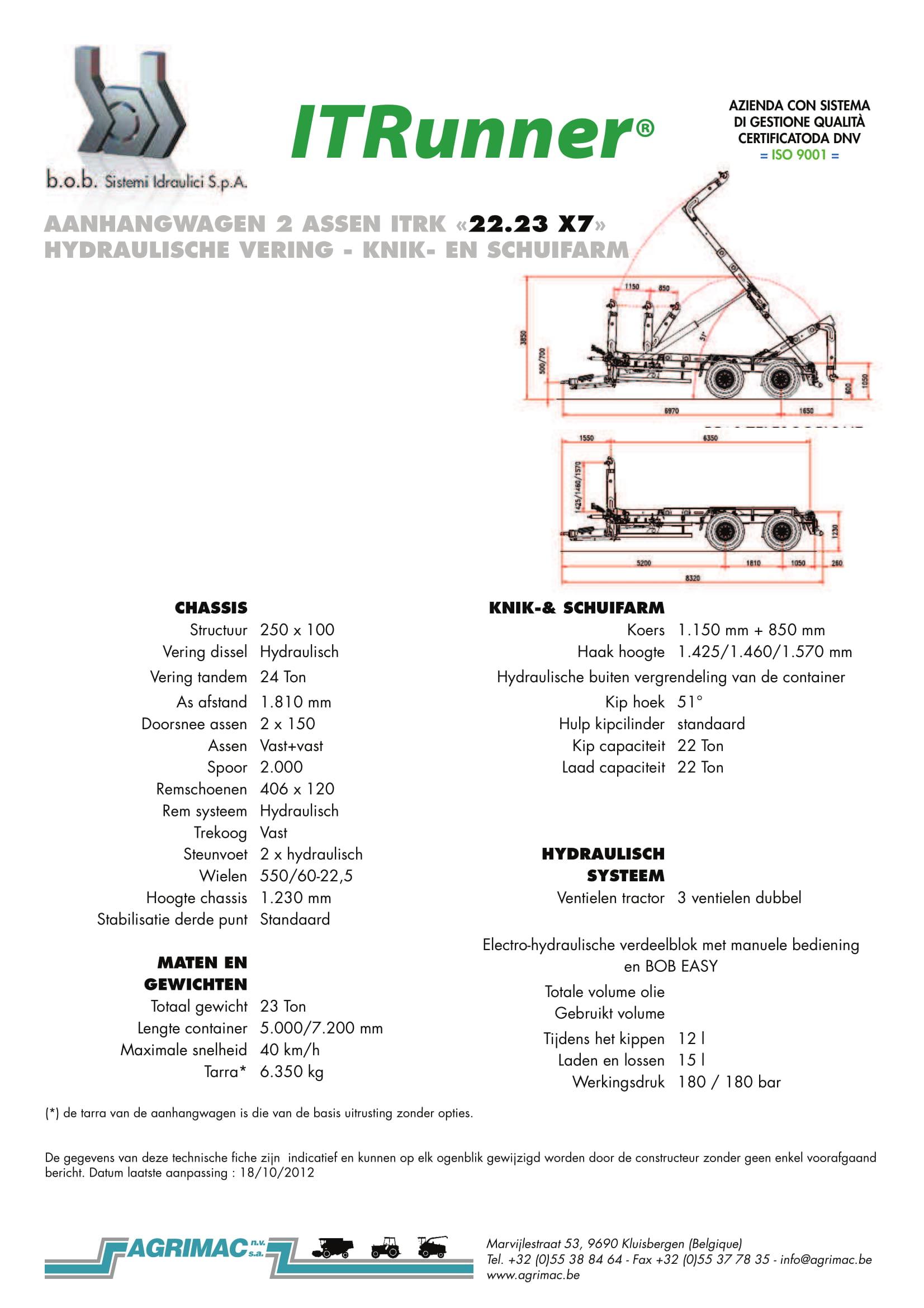 22.23 X7 AGRIBEX 2016